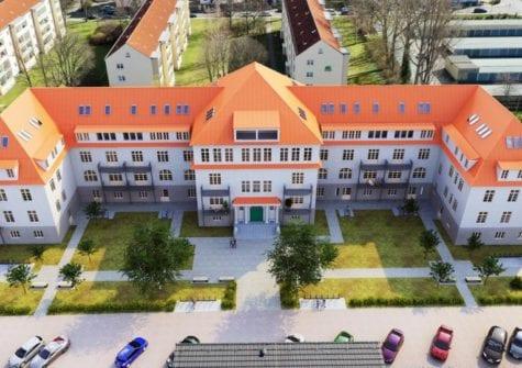 Renditeimmobilie in Dresden im nordwestlichen Stadtteil Übigau