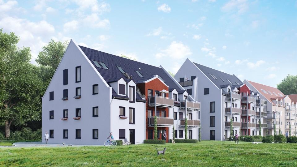 Neubauprojekt Bad Abbach bei Regensburg
