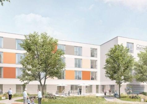 Pflegeimmobilien Limbach-Oberfrohna