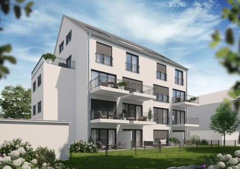 Neubauimmobilie Augsburg-Oberhausen