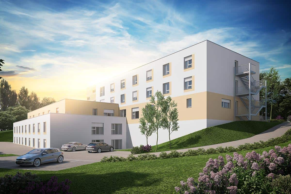 Pflegezentrum Bayreuth (Neubau)