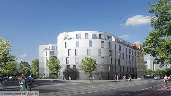 Rendite Magdeburg – LennéQuartier