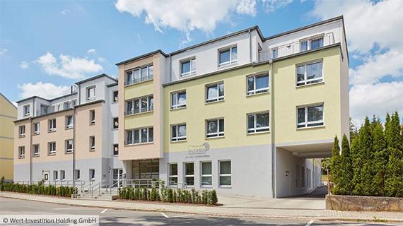 Pflege Waldheim – Seniorenzentrum Waldheim