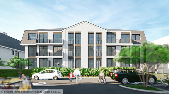 Renditeimmobilien Neubau | Steinbach Palais