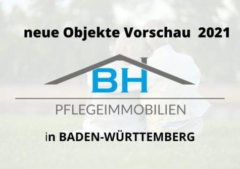 Vorankündigungen Baden-Württemberg