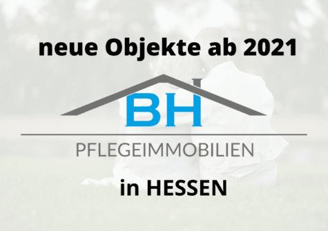 NEUE OBJEKTE IN HESSEN ab 2021
