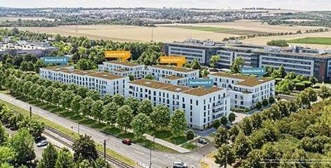 Neubau-Eigentumswohnungen Erfurt