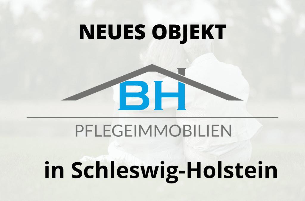 NEUES OBJEKT IN Schleswig-Holstein in 2021
