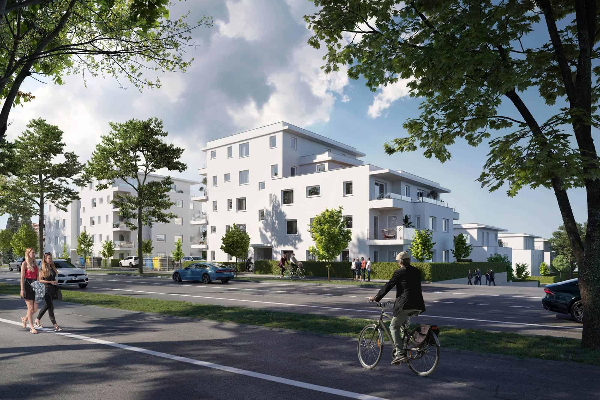 Eigentumswohnung NEUBAU Stadtbergen