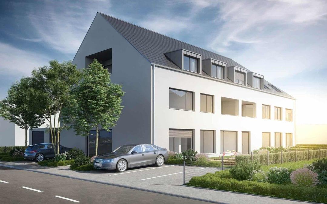 Eigentumswohnung Neubau in Neufahrn in Bayern