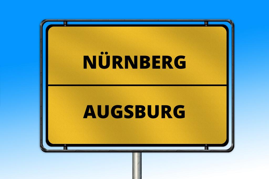 Seniorenzentrum zwischen Nürnberg und Augsburg