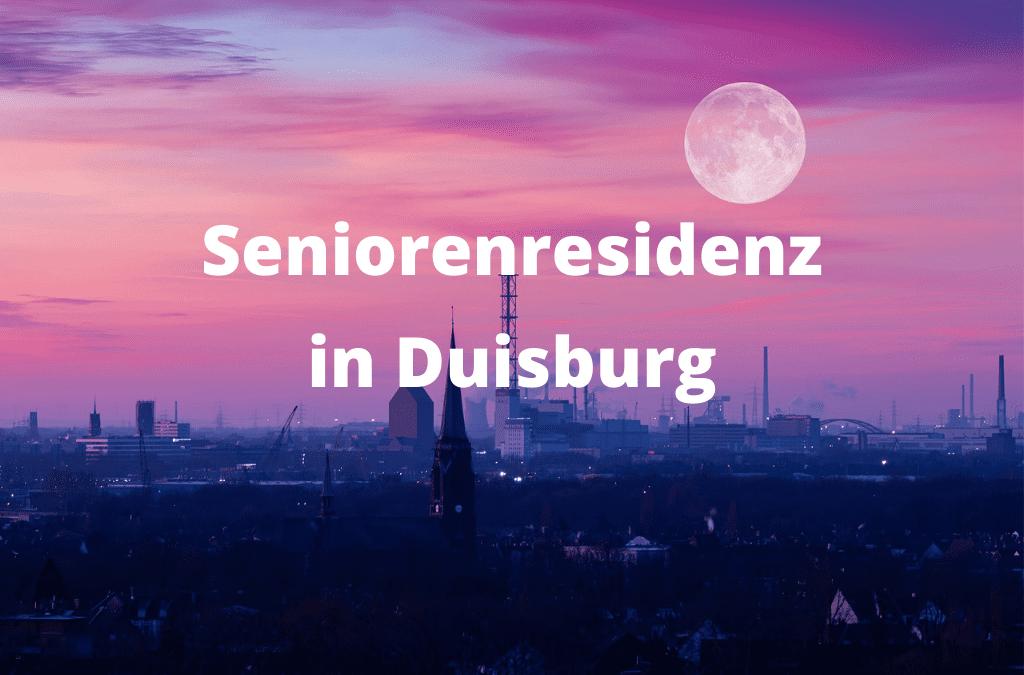 Seniorenzentrum Duisburg-Friemersheim